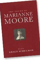 The Poems of Marianne Moore cover