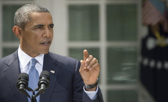 President Barack Obama has brought about change by working through the vast federal bureaucracy that he commands.