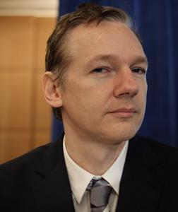 Julian Assange. Click image to expand.