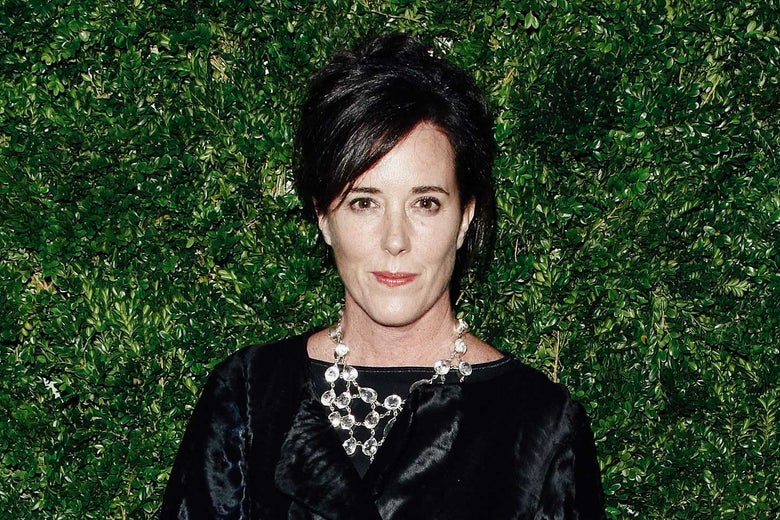 Kate Spade attends the 5th Anniversary of the CFDA/Vogue Fashion Fund at Skylight Studios on November 17, 2008 in New York City.
