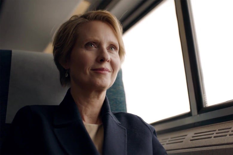 Sex and the City's Cynthia Nixon Is Running for Governor of New York