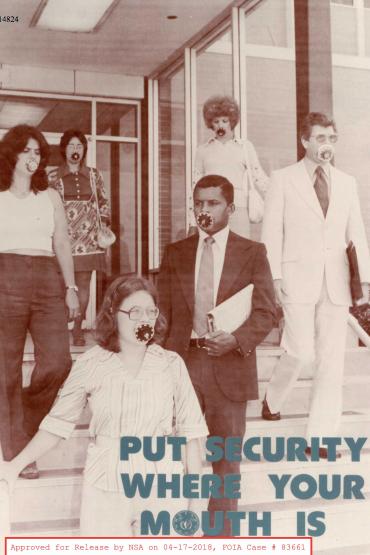 NSA poster