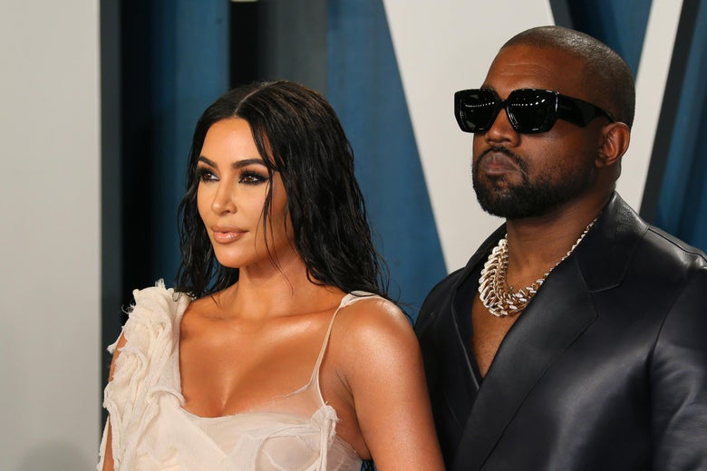 The Rise and Fall of Kim Kardashian and Kanye West's Marriage, as Told by Her Infamous Instagram Posts - Slate Magazine
