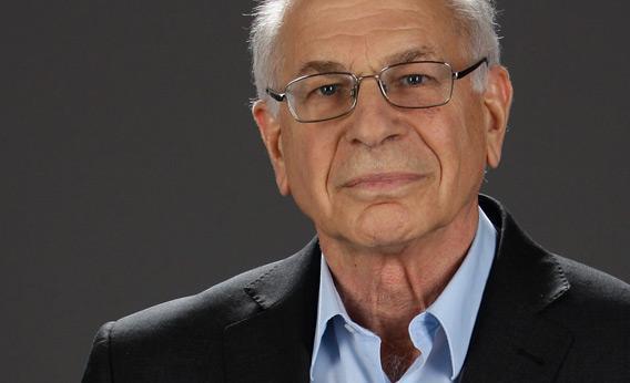 Daniel Kahneman.