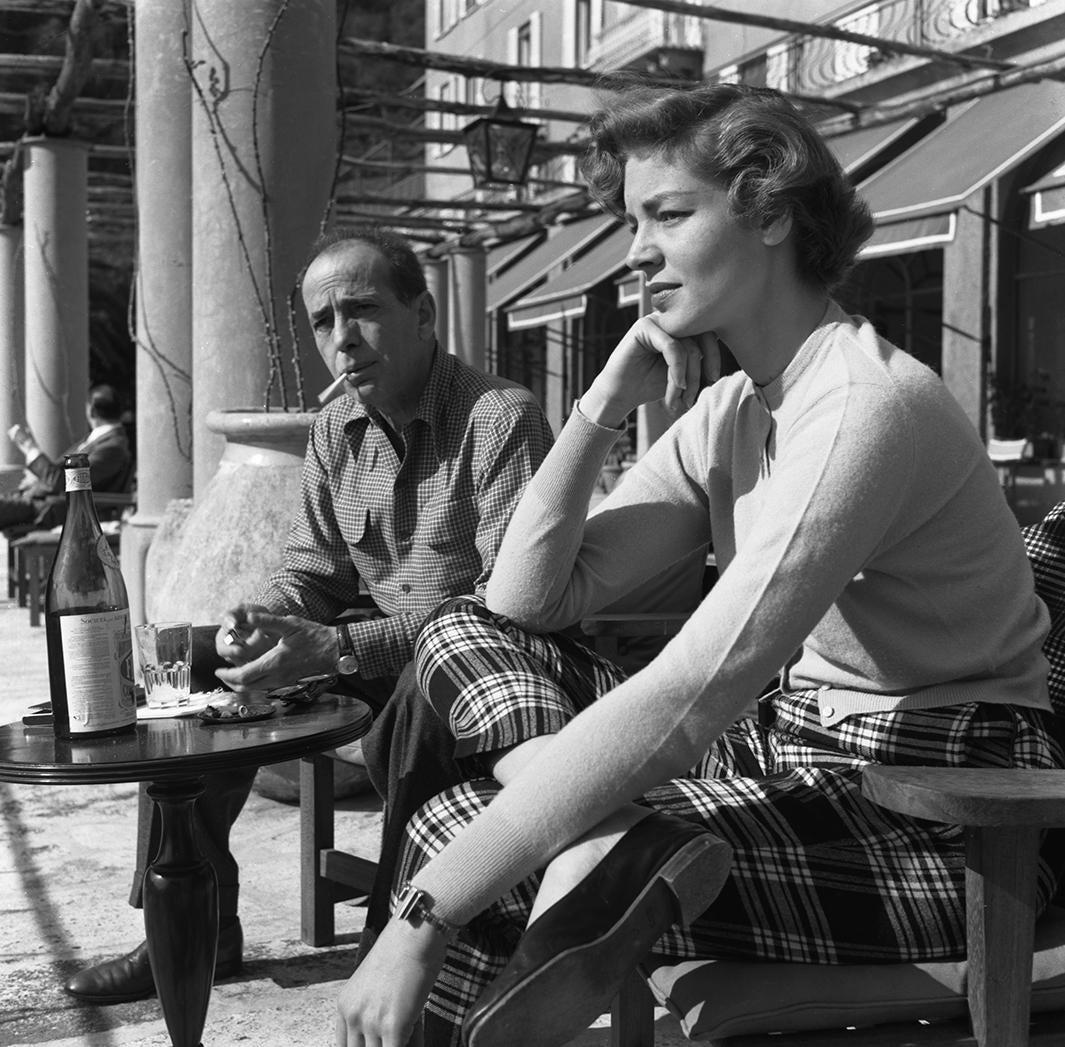 Lauren Bacall, 1954