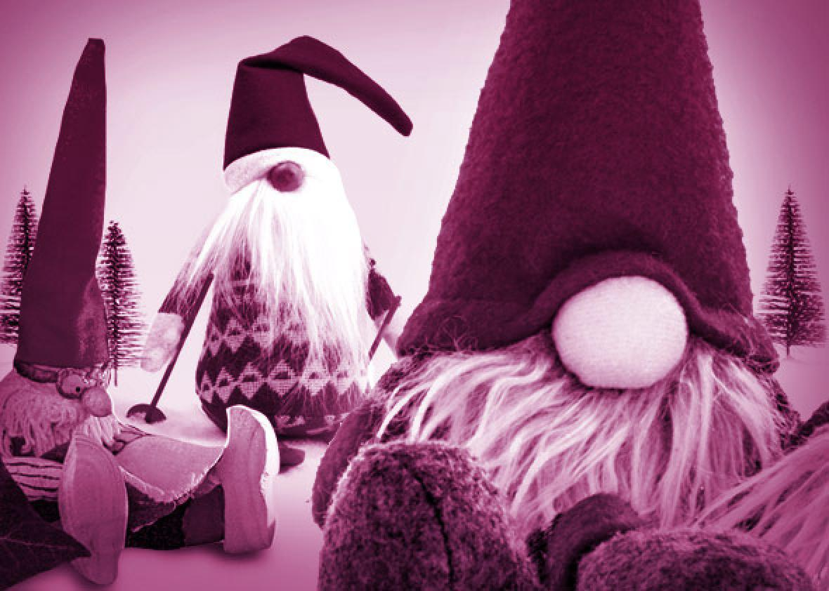 Christmas In Sweden The Tomte Sweden S Version Of Santa Claus Is