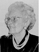 Mary Bain