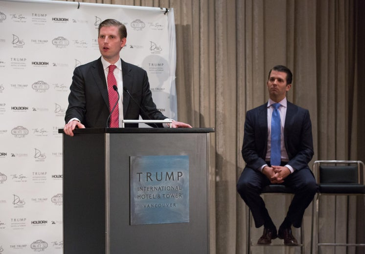 Trump Org. Cans Two Hotel Chain Deals Citing Toxic Political Climate Created By You Know Who