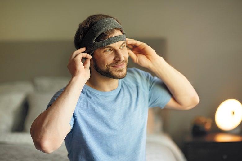 Philips sleep headband