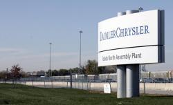 Daimler Chrysler Toledo North Assembly Plant in Toledo, Ohio.