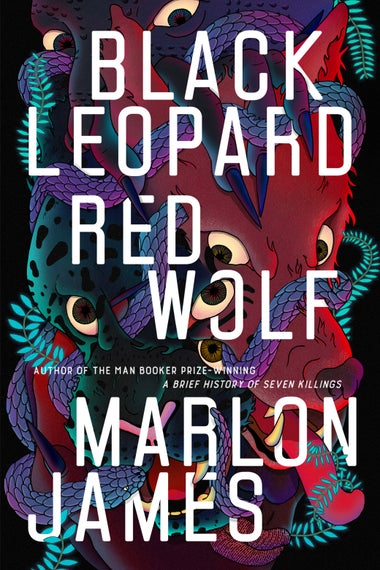 Book cover of Black Leopard, Red Wolf.