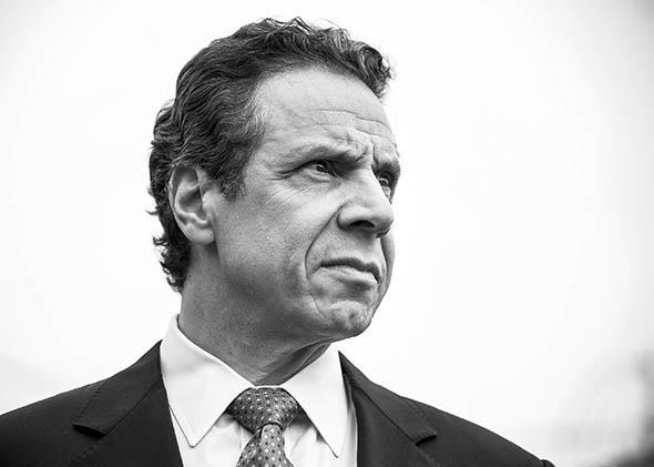 New York Governor Andrew Cuomo.