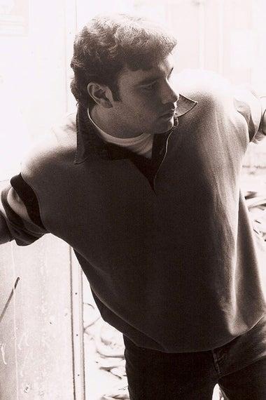 Michel Koiter in profile.