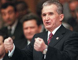 Nicolae Ceausescu. Click image to expand.