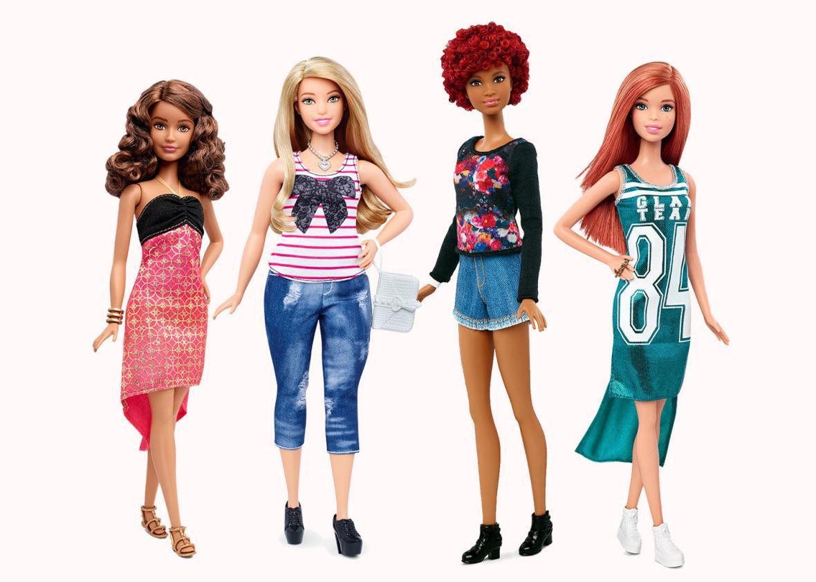 Realistic Barbie Fashion Play Great Varieties Bambole