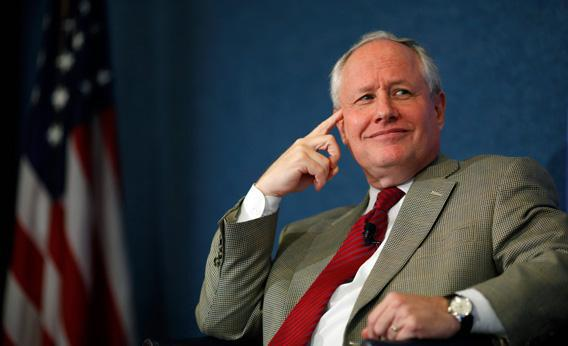 The Weekly Standard Editor William Kristol leads a discussion.