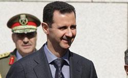 Bashar Assad. Click image to expand.