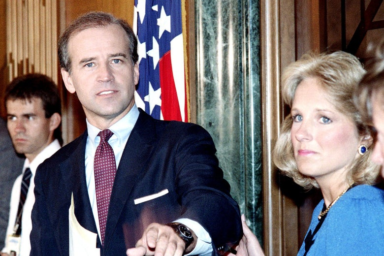 What America Has Forgotten About Joe Biden