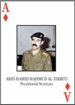Saddam's personal secretary