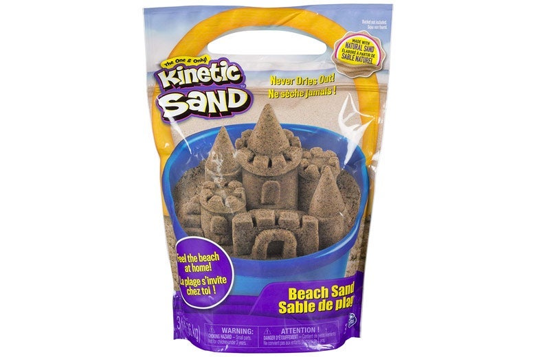 Package of Kinetic Sand