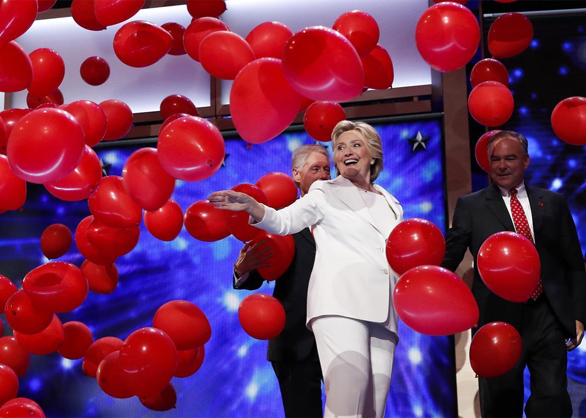 Clinton/Kaine