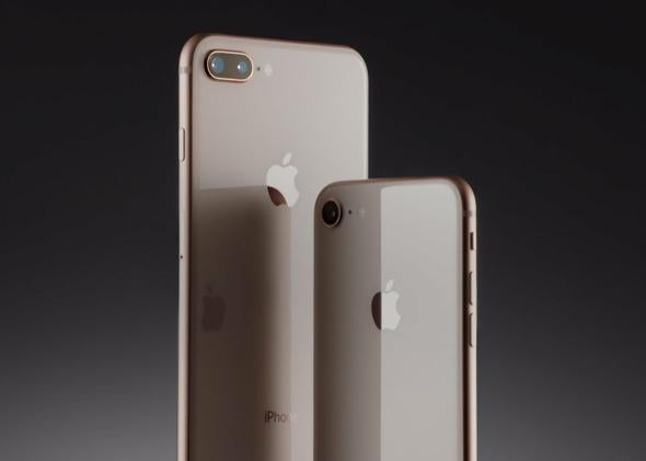 iPhone 8 revealed at the Apple's September 2017 Event