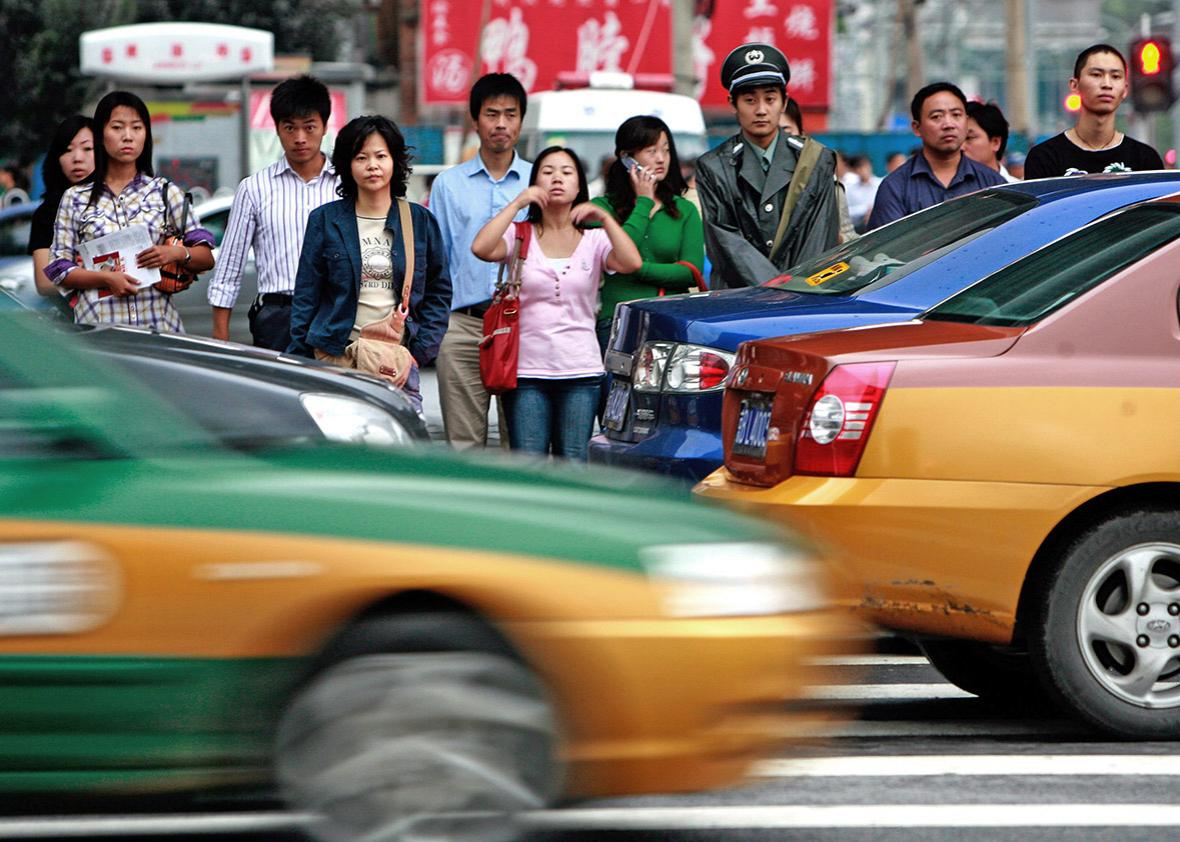 Why drivers in China intentionally kill the pedestrians they