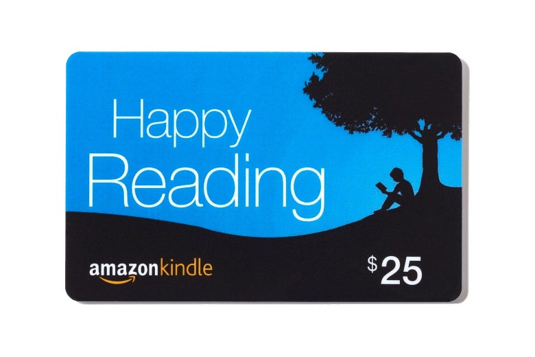 Kindle Gift Card.