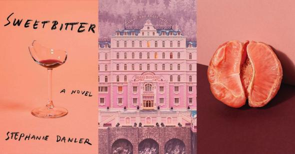 Sweetbitter, Grand Budapest Hotel, Thinx ad.