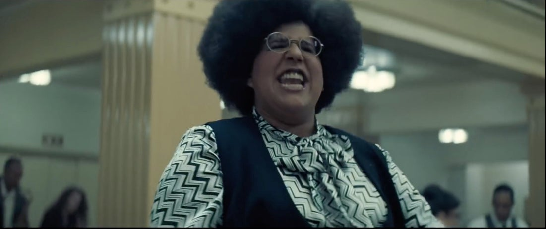 Brittany Howard in Vice's deleted scene.