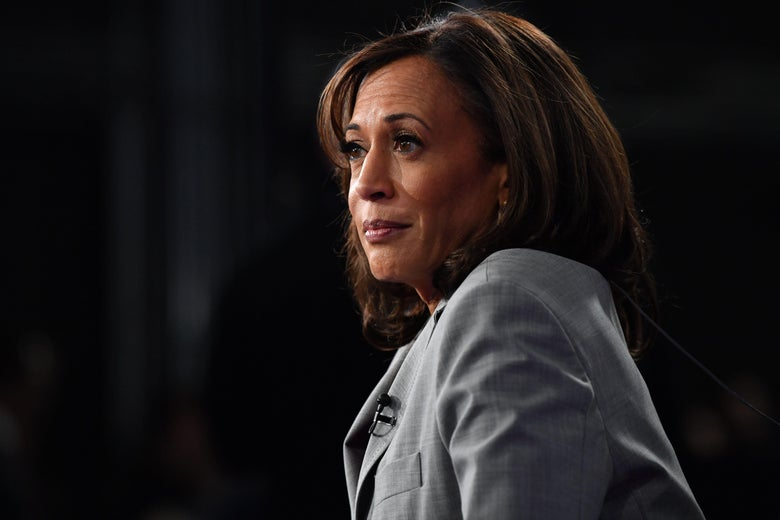 """Kamala Harris Aide Resigns With Scathing Letter: Staff Treated """"Poorly,"""" No """"Real Plan to Win"""" - Slate"""