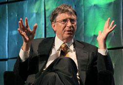 Bill Gates. Click image to expand.