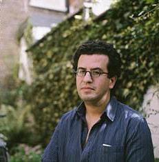 Photo of Hisham Matar, 2008