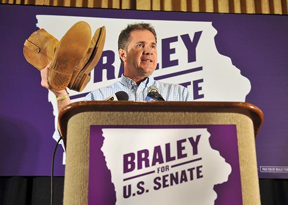 U.S. Rep. Bruce Braley