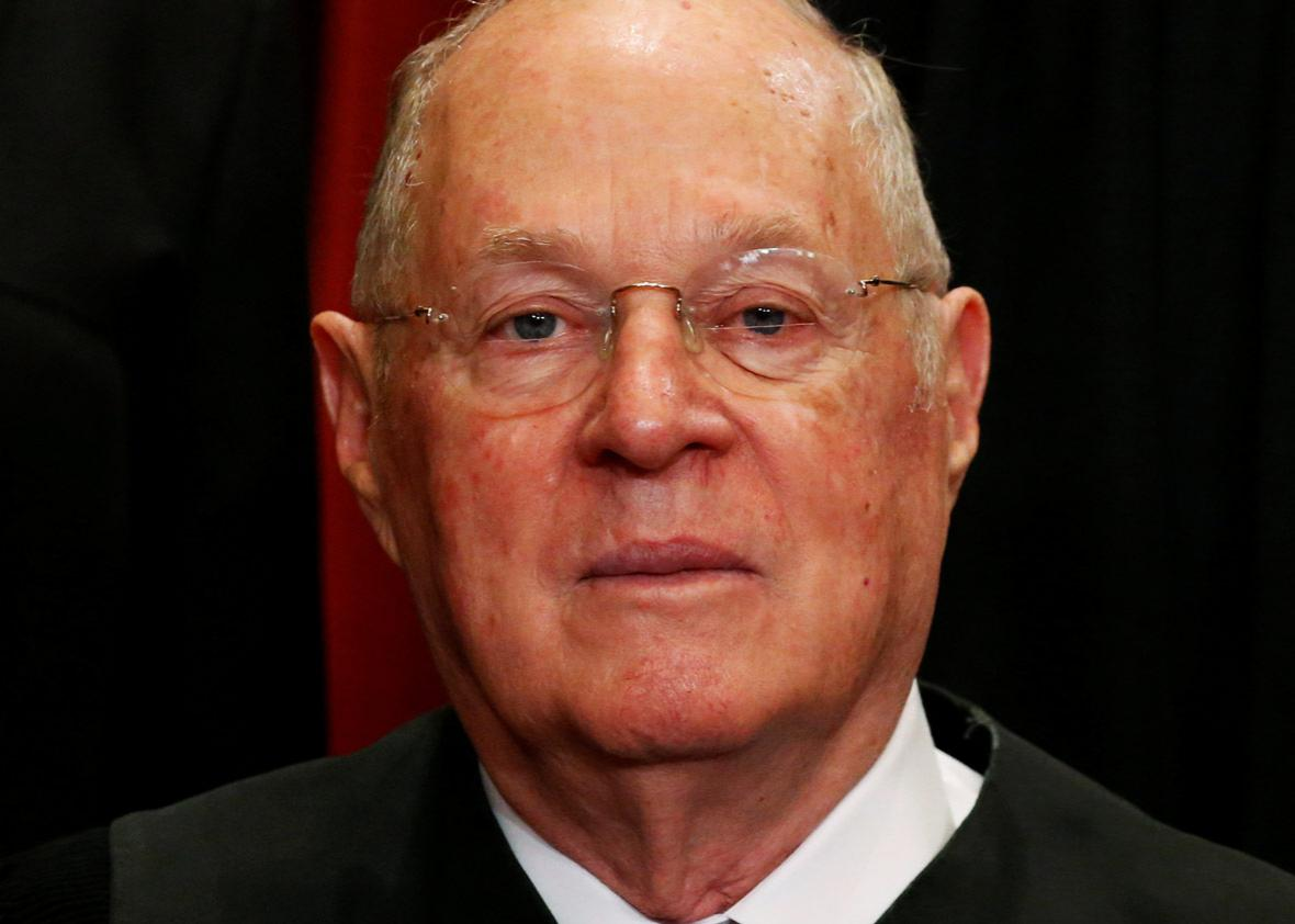 U.S. Associate Supreme Court Justice Anthony Kennedy