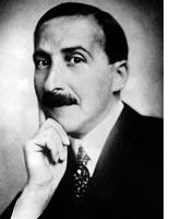 Stefan Zweig. Click image to expand.