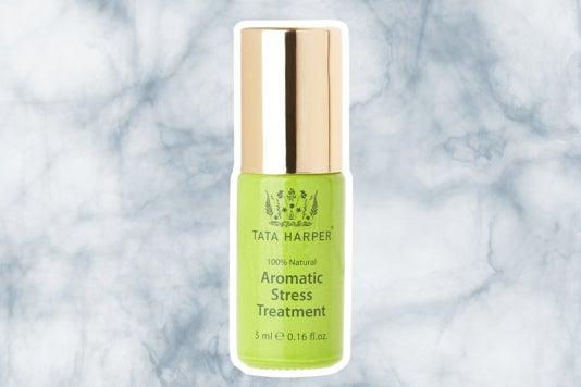 Tata Harper All-Natural Aromatic Stress Treatment.