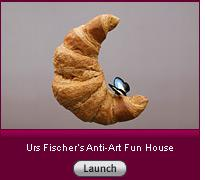 Click here to read a slide-show essay about the Urs Fischer show at the New Museum.