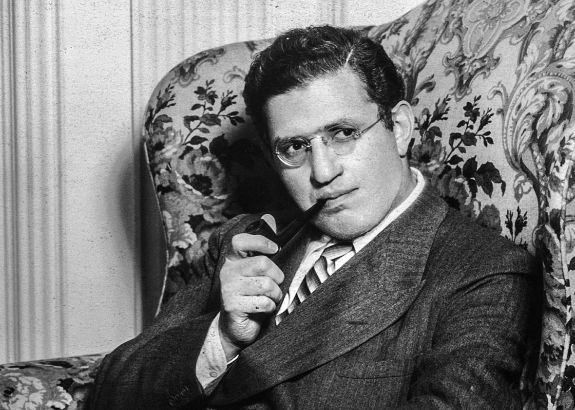American producer David O. Selznick.
