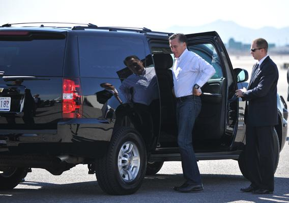 Mitt Romney on Tax Release Day