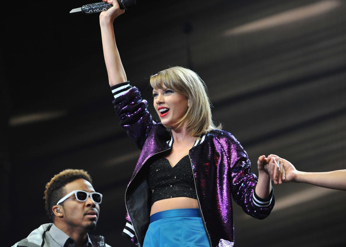 Taylor Swift Dumps Calvin Harris. We Can't Wait for the Songs.