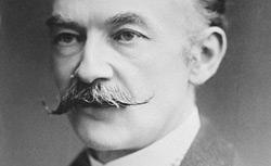 Thomas Hardy. Click image to expand.