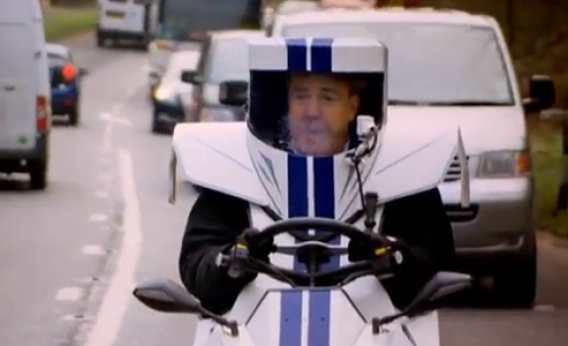 Jeremy Clarkson p45 Top Gear