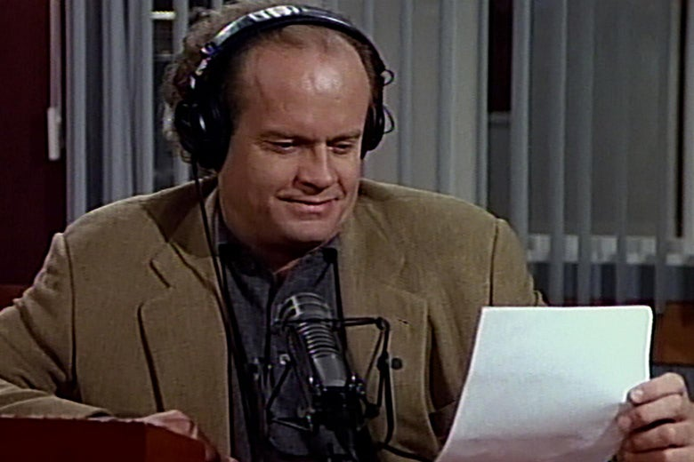 Frasier Is So Much More Than a Show About Hoity-Toity Psychiatrists