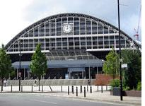 Mighty morphing buildings: The long-abandoned Central Station became the G-Mex exhibition center