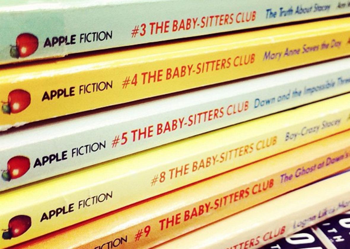baby sitter club.