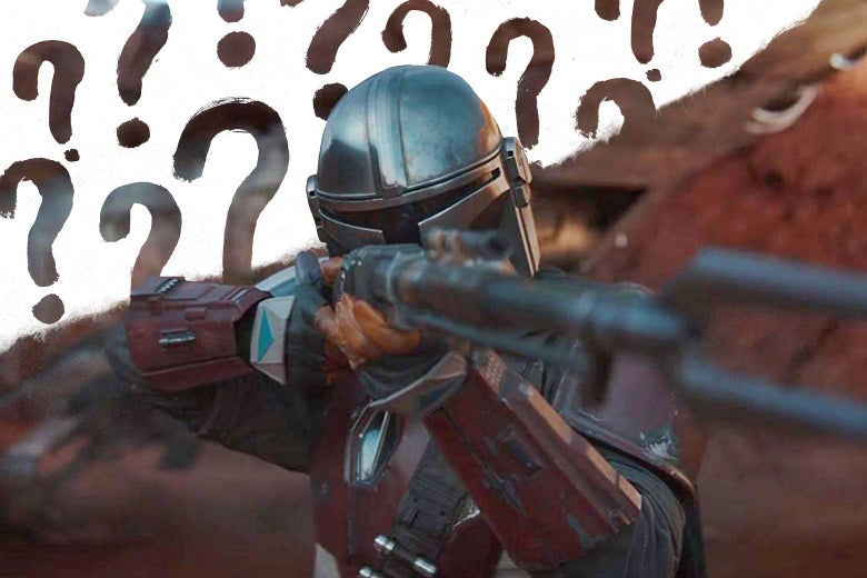 Disney+'s New Star Wars Series The Mandalorian, Explained