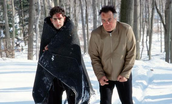 The Sopranos Pine Barrens episode.