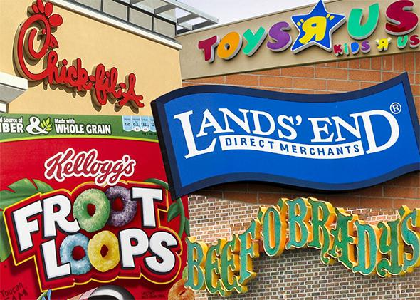Chick-fil-A spelling: Why so many brand names have spelling