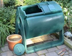 Sun-Mar 200 Composter.